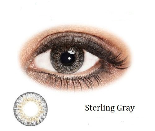 Beautiful Sterling Gray Eyes ()
