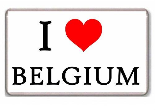 belgium refrigerator magnet - 7