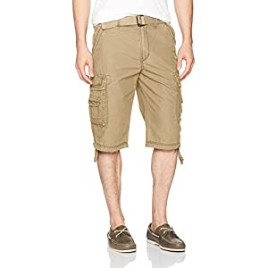 Ratings and reviews for Unionbay Men's Cordova Belted Messenger Cargo Short - Reg and Big and Tall Sizes