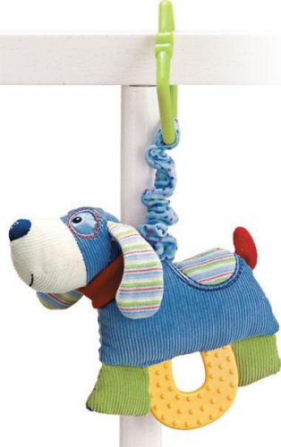 Snoodle Pulldown Teether by Gund Baby