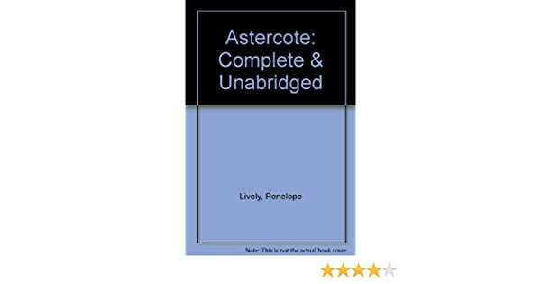Astercote Penelope Lively Frances Tomelty 9780745125077 Amazon Books