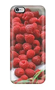 Ultra Slim Fit Hard Case Cover Specially Made For Iphone 6 Plus- Raspberry WANGJING JINDA