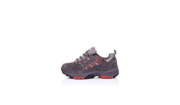 Praylas Zapatillas Trekking Andarios Gris EU 43: Amazon.es: Zapatos y complementos