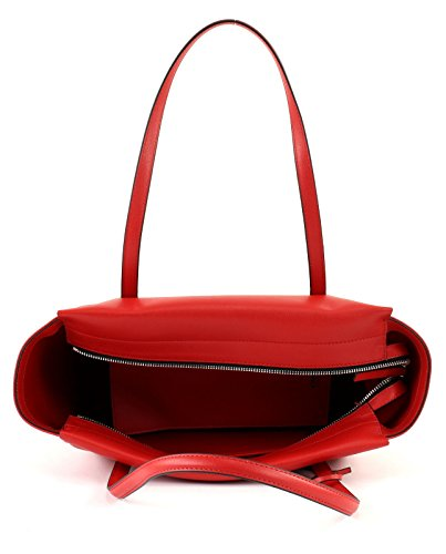 Klein Red Women's Calvin Large Frame Shopper Tote CpFq8