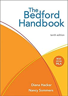 Amazon patterns for college writing with 2016 mla update the bedford handbook fandeluxe Image collections