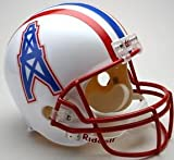 Riddell Houston Oilers Deluxe Replica Helmet
