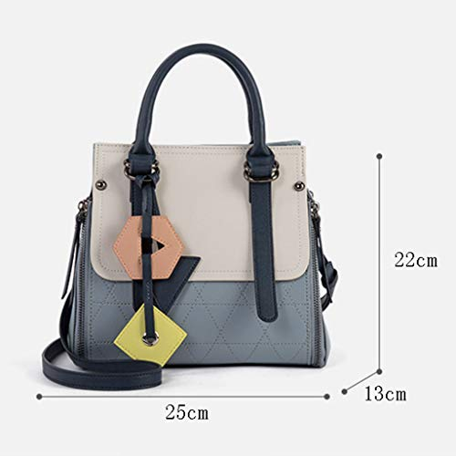 Bolso Matching La De 25x13x22cm Tamaño Versátil Del Moda color Matching Nj Hombro Color 25x13x22cm Bolso daPwdH