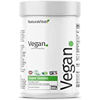 New Vitamin Super Greens Vegan - and Nothing Else