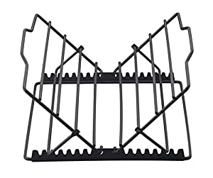 HIC Adjustable Wire Roasting Baking Broiling Rack