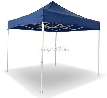 Gazebo Tent / Canopy Tent - 10 x 10 Feet / 3 x 3 Meter - Heavy Duty Portable Foldable Reusable Gazebo Canopy Display Advertising Tent Outdoor Garden shelter ...  sc 1 st  Amazon India & Gazebo Tent / Canopy Tent - 10 x 10 Feet / 3 x 3 Meter - Heavy ...