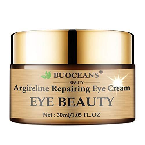Eye Cream, Under Eye Cream, Anti Ageing Eye Cream, Reduce the Appearance of Fine Lines, Wrinkles, Dark Circles, Puffiness and Bags, 1.05 fl oz