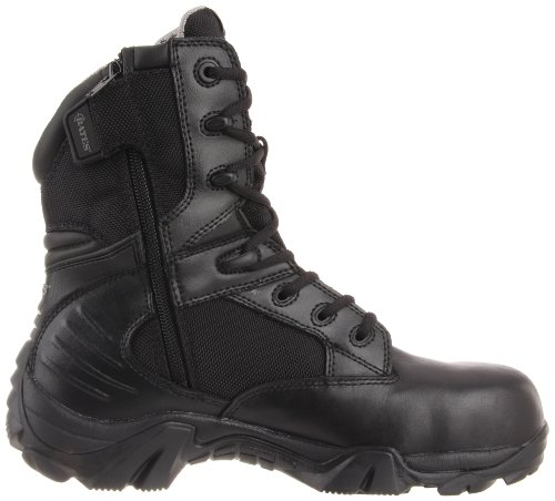 Leather Tex Toe GX Gore Safety 8 Mens Bates Boots Black YPwqS0P