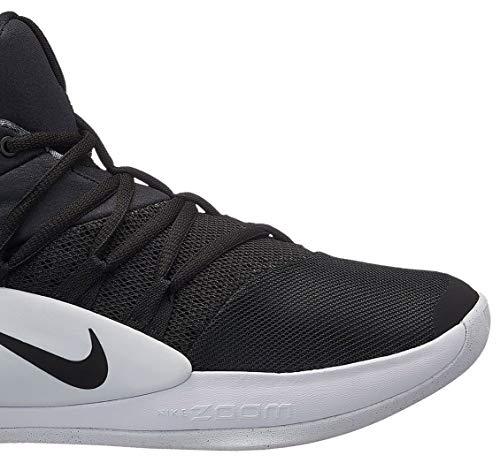 blanc Chaussure Nike Pour Team Homme X Low Basketball De Noir Hyperdunk Noir aaqw4xr7fP