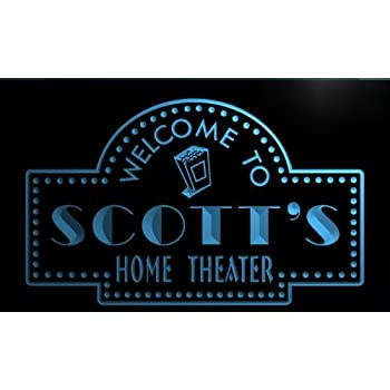 graphic home theater lighting. ph032b scottu0027s home theater popcorn bar beer neon light sign graphic lighting