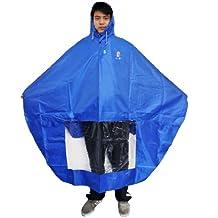 NAVA Rain Cape Mobility Scooter Cover Rainproof Coating Raincoat Mirror Slot
