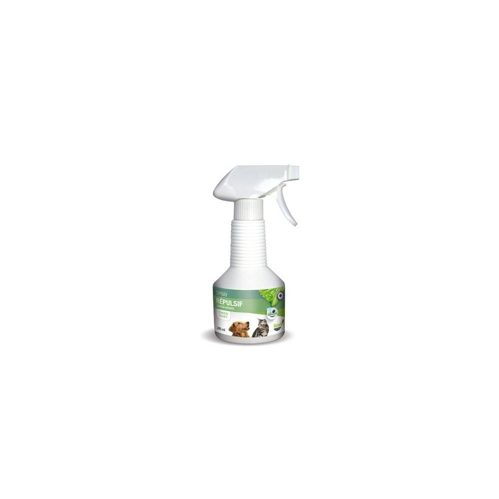 Naturlys Spray Répulsif Chien / Chat 240 ml Naturly' s Octave