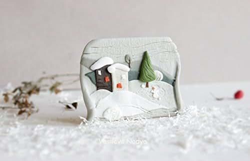 Amazon.com: Best Friend Gift Christmas Tree Minimalist