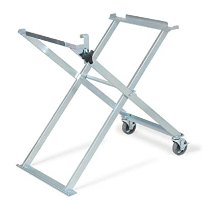 MK Diamond 169243 Saw Stand with Casters for MK-101 (151991), MK-101-24 (169612), MK-101 Pro (155747), MK-101 Pro24 (153243) and MK-1080 (153203) Tubular Frame Saws by MK Diamond