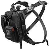 Covert Escape RG(TM) Flashlight/Tools/Camera/GPS/Cycling Chest Pack by Hazard 4(R)