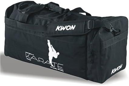 Kwon ® grand sac de karaté large rabat, poches sac 5017006