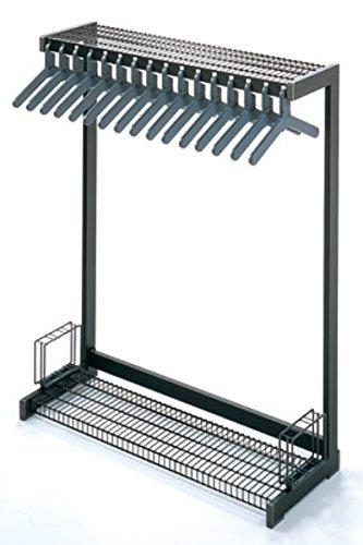 Magnuson 16 Hanger Coat Rack Dimensions: 48