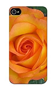 Iphone 5/5s Case Slim [ultra Fit] Rose Protective Case Cover(best Gift Choice For Friends)