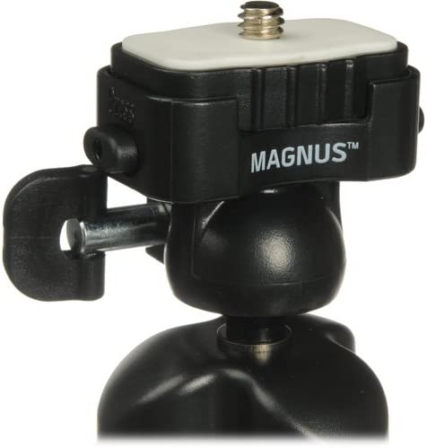 Black Magnus Maxigrip Flexible Tripod