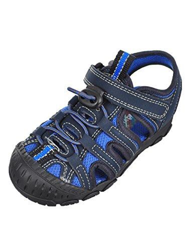 - Scott David Lil Lucas Boys' Infant-Toddler Sandal 6 M US Toddler Navy