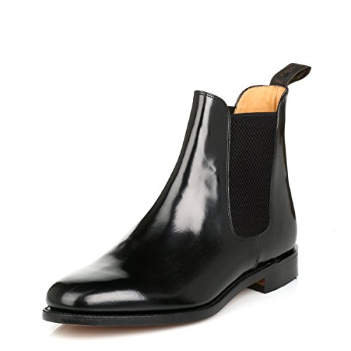 290 Leather 44 Eu Mens Black Loake Boots 51afZFxqn