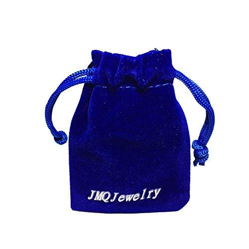 JMQJewelry Birthday Cake Red Charms Beads For Bracelets