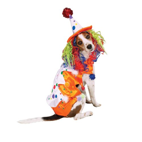 Zack & Zoey Clown Costume - Extra Small