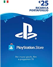PlayStation Network PSN Card 25€ | Codice download per PSN - Account italiano
