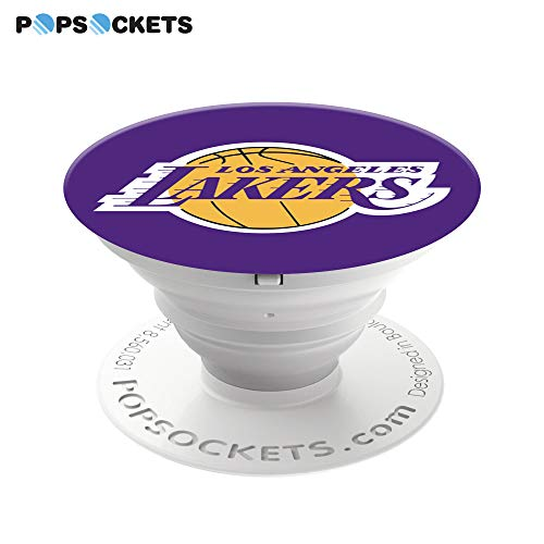 PopSockets: Collapsible Grip & Stand for Phones and Tablets - Los Angeles Lakers