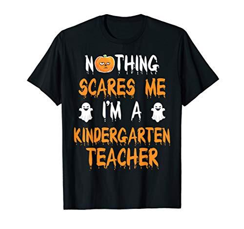 (KINDERGARTEN TEACHER Halloween Costume Gift)