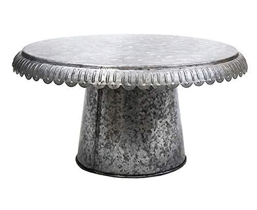 IOTC IR 4183 Metal Galva Cake Stands 7