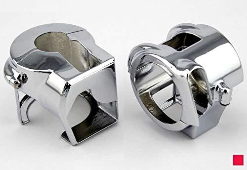 BARRY DAVID - For Motorcycle Honda VTX 1800 model C/R/S/F/N 2002-2007 VTX1800 CHROME Switch Housing Cover