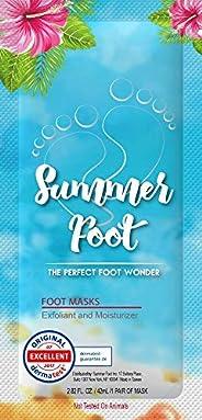 Summer Foot Premium Foot Mask for Baby Soft Feet | Exfoliating Foot Peel & Callus Remover for Feet - Repai