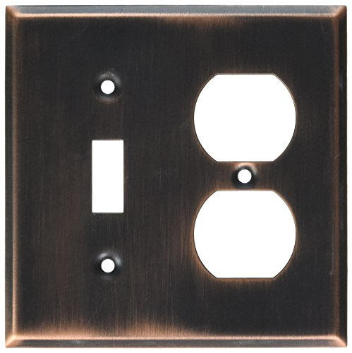 - MINTCRAFT 884-35-07-SOU Switch Plate Combo, Venetian Bronze