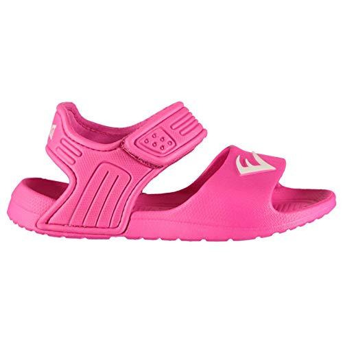 Everlast Kids Infants Pool Shoes Strap Hook and Loop Pink C8.5 US