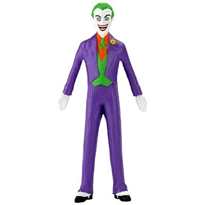 DC Comics Justice League The Joker 5.5 inch Bendable Action Figure [Holiday Gifts]: Toys & Games