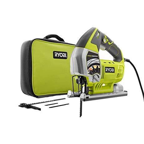 Ryobi js651l1 61 amp variable speed orbital jigsaw with speed ryobi js651l1 61 amp variable speed orbital jigsaw with speed match greentooth Choice Image