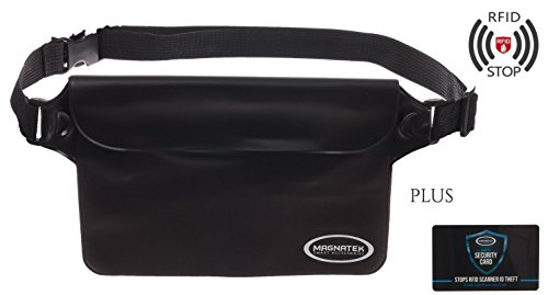 Waterproof Pouch adjustable Boating Swimming