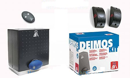 BFT Deimos BT Slide Gate Opener Kit
