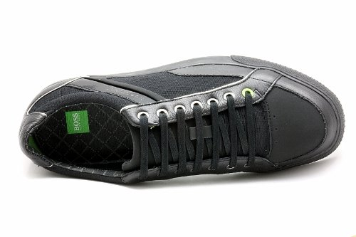 Hugo Di Hugo Boss Mens Apache Iii Sneaker Nero Nero