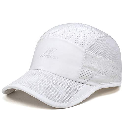 Visor Sun Mesh (Summer Mesh Baseball Dad Hat Quick Dry Mesh UV Sun Visor Protection Breathable Cooling Adjustable Beach Unconstructed Spring Fall Cap)
