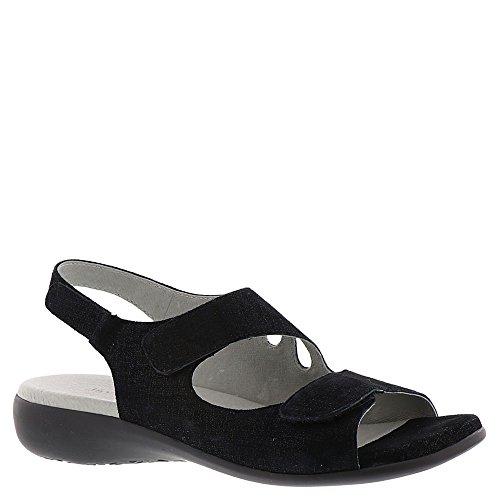 David Tate Lilly Women's Sandal 9 4A US Black