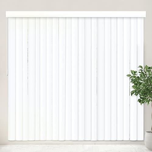 CHICOLOGY Cordless Vertical Blinds Window