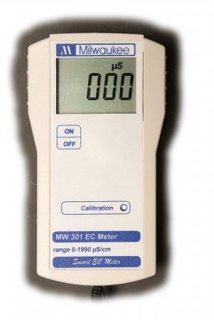 Milwaukee Instruments MW301 Standard Portable Conductivit...