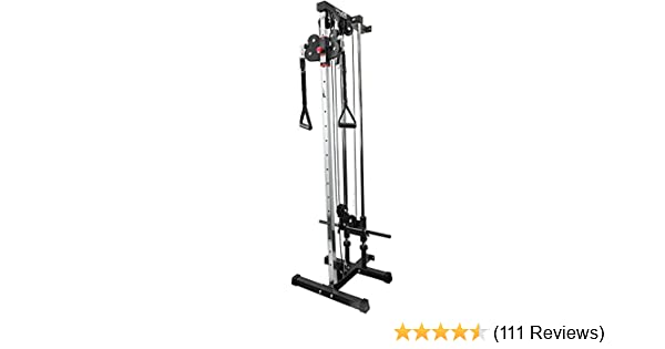 6d0bc24ec74 Amazon.com   Valor Fitness BD-62 Wall Mount Cable Station   Sports    Outdoors