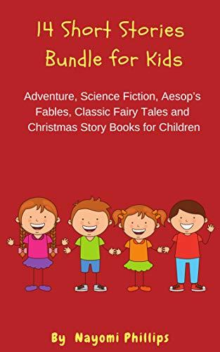 14 Short Stories Bundle for Kids: Adventure, Science Fiction